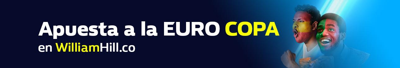 apuesta a la Eurocopa en William Hill