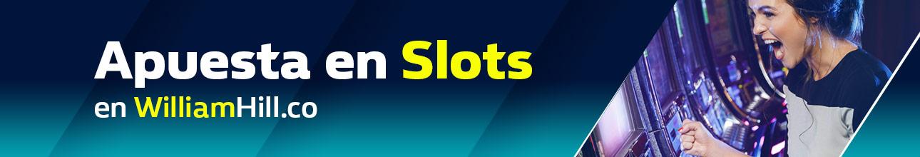 Slots y Tragamonedas de William Hill casino online