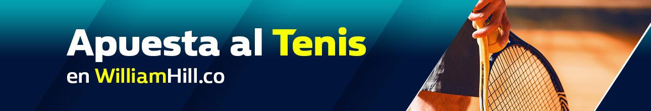 apuestas deportivas de tenis en William hill