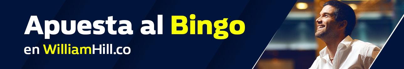 Apuesta en el Bingo online de William Hill