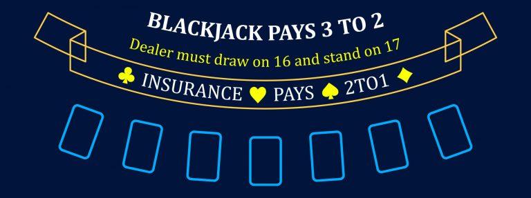 Apuesta al Blackjack de william hill