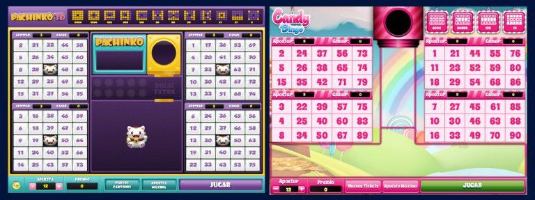Apuesta al bingo online en william Hill